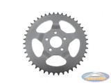 Rear sprocket Tomos 2L / 3L 44 tooth