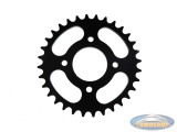 Esjot A-quality rear sprocket 32 teeth for Tomos 4L