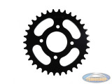 Esjot A-quality rear sprocket 34 teeth for Tomos 4L