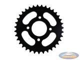 Esjot A-quality rear sprocket 35 teeth for Tomos 4L