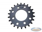 Rear sprocket Tomos various models 22 tooth Esjot A-quality