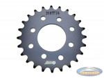 Rear sprocket Tomos various models 24 tooth Esjot A-quality