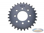 Rear sprocket Tomos various models 28 tooth Esjot A-quality