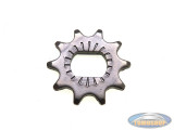 Esjot A-quality front sprocket 10 teeth Tomos 4L - AT - ATX - NTX