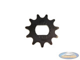 Esjot A-quality front sprocket 11 teeth Tomos 4L - AT - ATX - NTX