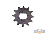 Esjot A-quality front sprocket 12 teeth Tomos 4L - AT - ATX - NTX