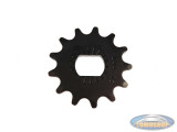 Esjot A-quality front sprocket 13 teeth Tomos 4L - AT - ATX - NTX
