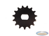 Esjot A-quality front sprocket 15 teeth Tomos 4L - AT - ATX - NTX