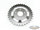 Rear sprocket Tomos 2L / 3L 35 tooth