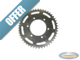 Rear wheel sprocket Tomos AT50 / NTX50 47 tooth