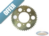 Rear wheel sprocket Tomos AT50 / NTX50 46 tooth