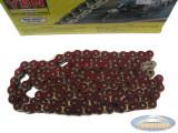 Ketting 415-122 YBN rood