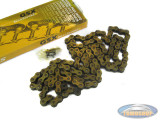 Chain 415-128 Iris Gold