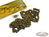 Ketting 415-130 Iris Gold