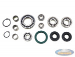 Bearing and seal overhaul set for Tomos A35 / A52 / A55