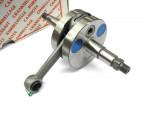 Crankshaft Tomos 2L - 2 speed manual Rito full round