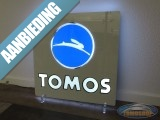 LED sign Tomos 45x45cm