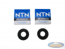 Bearing and seal kit NTN Tomos A3 / A35 (2x 6203 C3 bearing / 2x 17x35x7 seal)