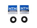 Lager en keerringset SKF / NTN Tomos A3 / A35 (2x 6203 C3 lager / 2x 17x35x7 keerring)