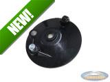 Brake torque plate Tomos 4L / APN / ATX rear black