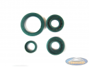 Seal kit Tomos A3 / A35 (crankshaft, drive shaft and pedal crank)