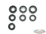 Bearing set Tomos 4L new type AT/ATX 4 gear pedal shift