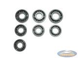 Bearing set Tomos 4L new type AT/ATX 4 gear pedal shift