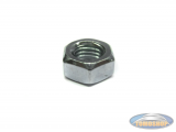 Hex nut M7 galvanized
