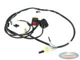 Kabelboom voorzijde met schakelaars voor Tomos Luxe E-start en andere modellen