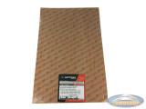 Pakkingpapier dik 0.30mm 300 x 450mm