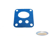 Reed valve gasket for Tomos A35 / A52 cylinder oval