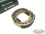 Brake shoes Tomos A35 front / rear Newfren (105 mm)