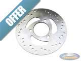 Brake disc Tomos Youngst'R / Funtastic / Racing 190mm