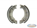Brake shoes Tomos A35 front / rear DMP (105 mm)