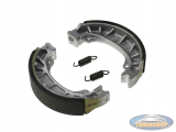 Brake shoe set rear for Tomos Youngst'R and Funtastic (110 mm)