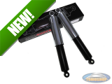 MKX Shocks 310mm custom chrome/black import