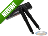 Schokbrekerset 340mm zwart MKX custom import