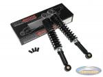 Shock absorber set 310mm black MKX