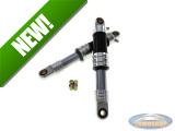 Shock absorber set 280mm black / alu Sport Air