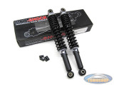 Shock absorber set 320mm black MKX