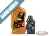 Eurol 2 takt Formax + kopplings-olie Eurol Mega-aanbieding!
