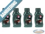 Koppelings-olie ATF Eurol 250ml 4 flessen