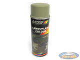 Motip spray paint camouflage army gray 400ml