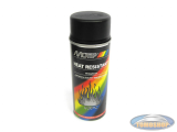Motip spray paint heat resistant black 400ml