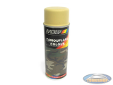 Motip spray paint army camouflage beige 400ml