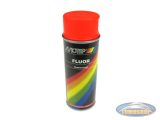 Motip spray paint fluor orange / red 400ml