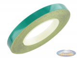 Rim tape sticker 5mm green 6 meter