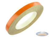 Rim tape sticker 5mm orange 6 meter