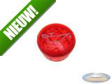 Controleglaasje Tomos rood voor olie