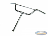 handle bar Tomos 2L / 3L / 4L with one bar 45cm chrome